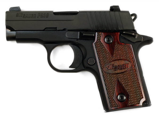 SIG Sauer P238 review