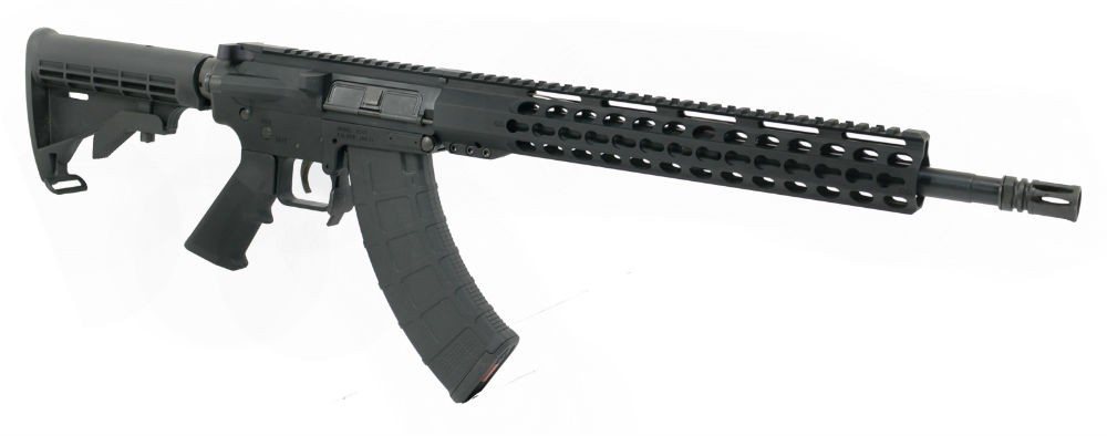 Palmetto State Armory AR-15 review