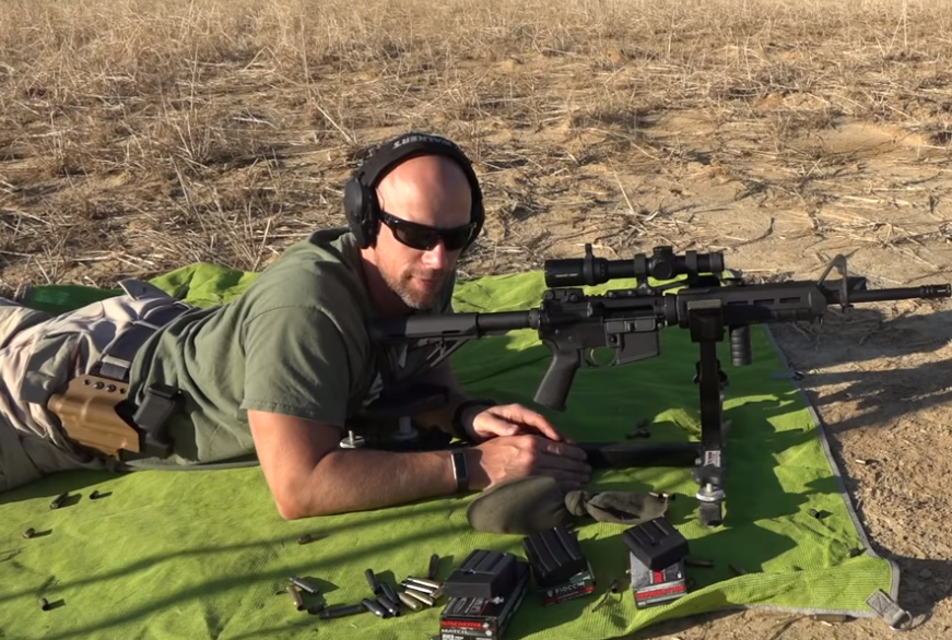 Palmetto State Armory AR 15 review