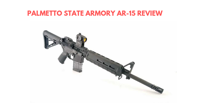 palmetto state armory ar review