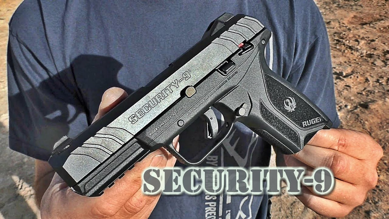 ruger security 9 review
