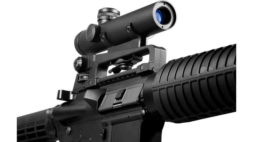 BARSKA 4x20 Electro Sight Scope