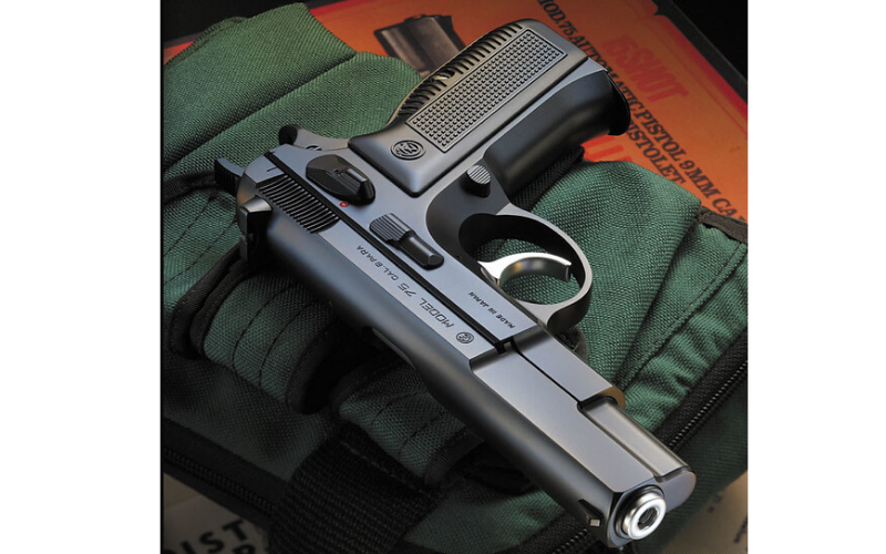 CZ 75 Review –  Is It A Trusted Pistol?