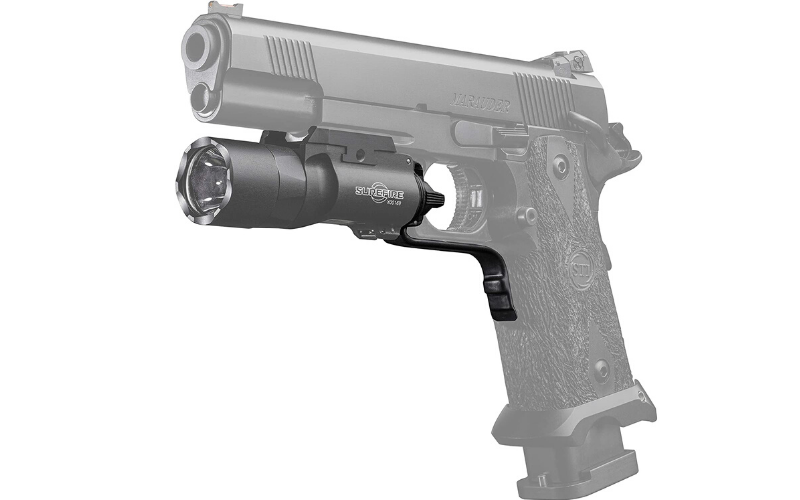 Best Pistol Light Reviews Size