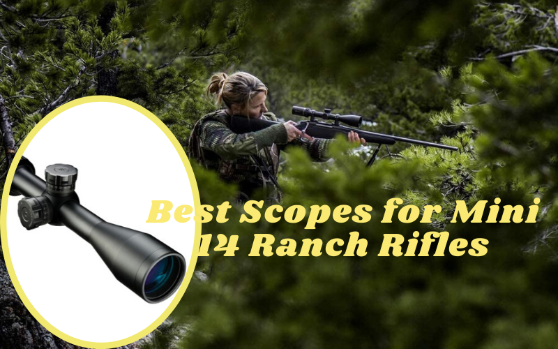 Best Scopes for Mini 14 Ranch Rifles