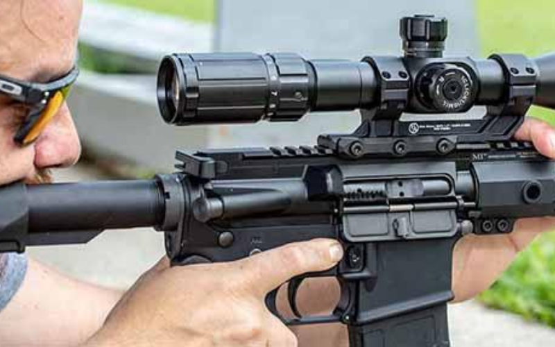 Best Scopes For AR-10 Guide