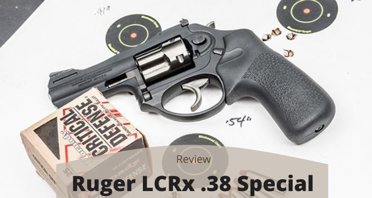 Ruger LCRx .38 Special Review
