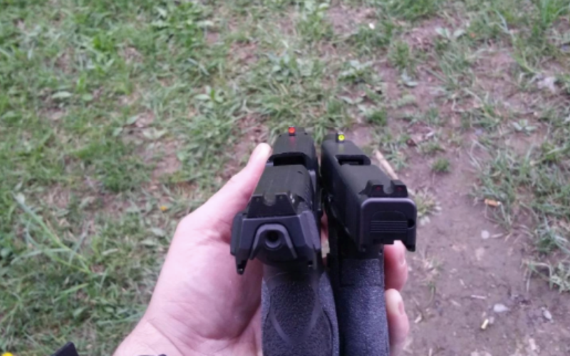 Best Glock Ghost Ring Sights Guide