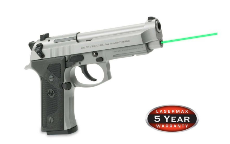 LaserMax Green Laser Sight