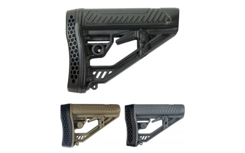 Adaptive Tactical EX Performance Adjustable M4-Style