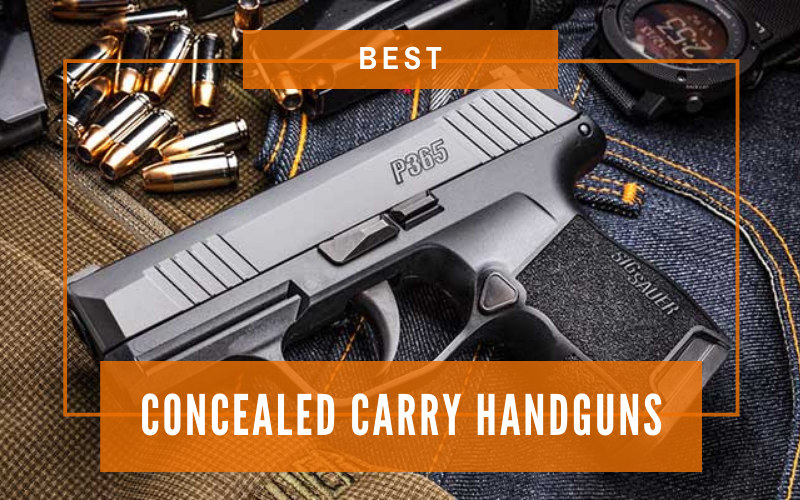 Best Concealed Carry Handguns