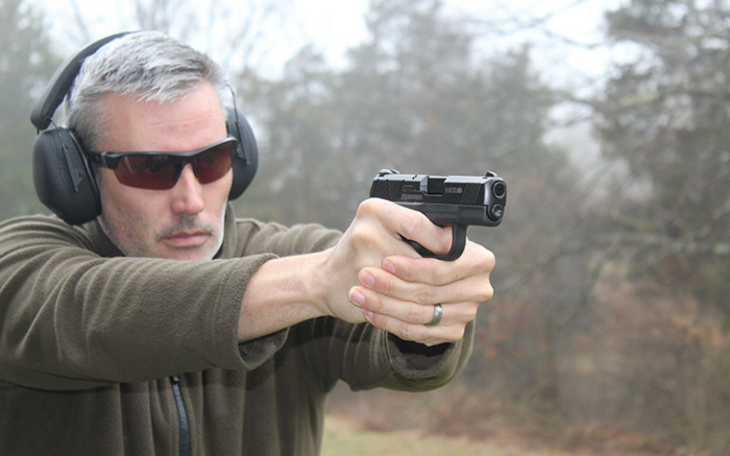 Best Handguns For Under $500 Practice