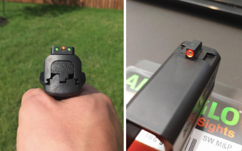 Best M&P Shield Night Sights Guide