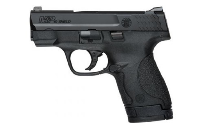 Smith & Wesson - M&P Shield 40S&W BLK 3.1